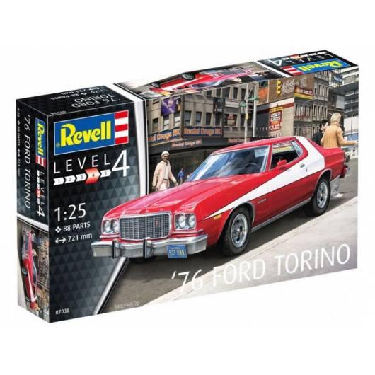 REVELL 1:25 Ford Torino '76 (07038)