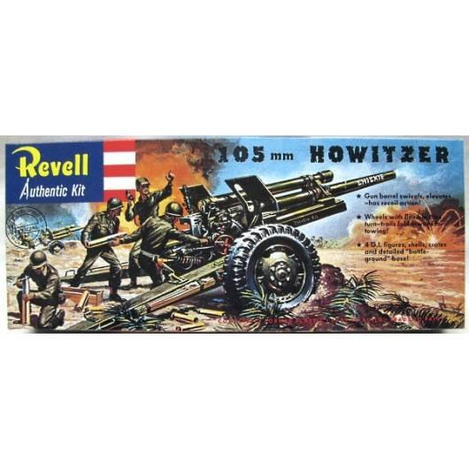 REVELL 1:40 Howitzer 105 mm (H-539)