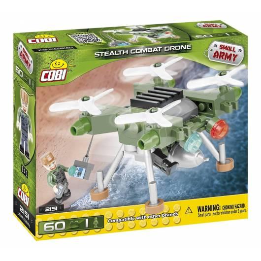 Cobi Dron bojowy 60 kl. (2151)