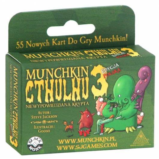 Munchkin Cthulhu 3