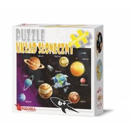 Puzzle 100 - Układ słoneczny RUSSEL