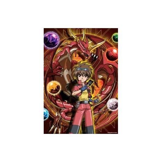 Puzzle 100 XL Bakugan Warrior Dan DINO