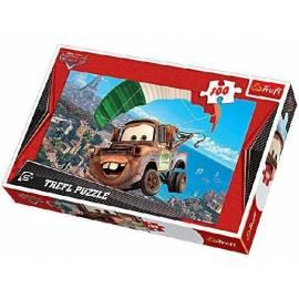 Puzzle 100 Auta 2 Złomek na spadochronie TREFL