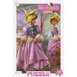 Puzzle 100 - Martynka idzie na bal