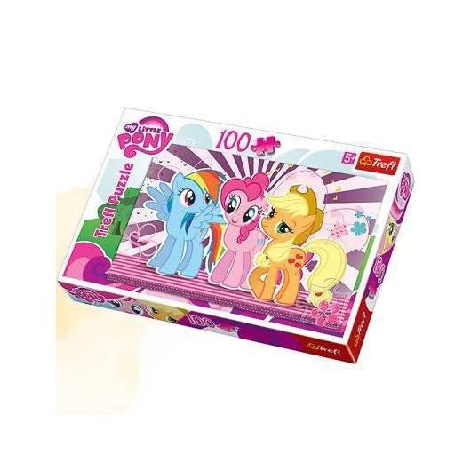 Puzzle 100 My Little Pony Przyjaciółki TREFL