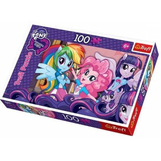 Puzzle 100 Equestria Girls Po lekcjach