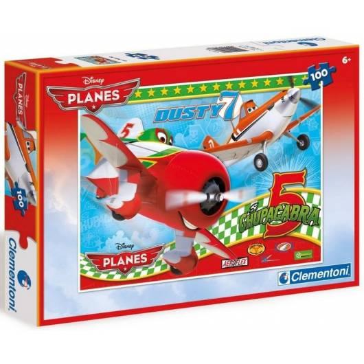 Puzzle 100 Samoloty