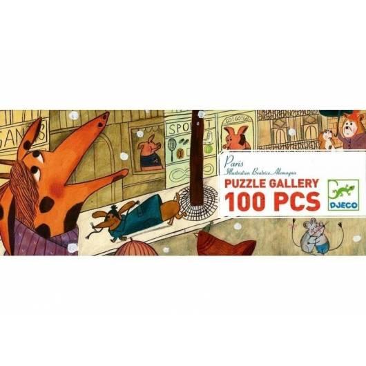 Puzzle gallery Beatrice Alemagna - Paryż