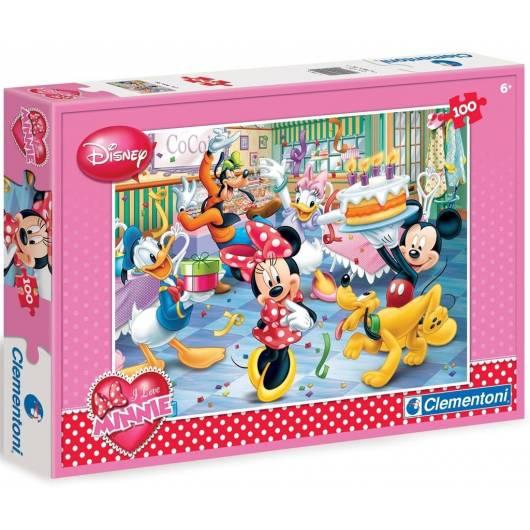 Puzzle 100 Minnie