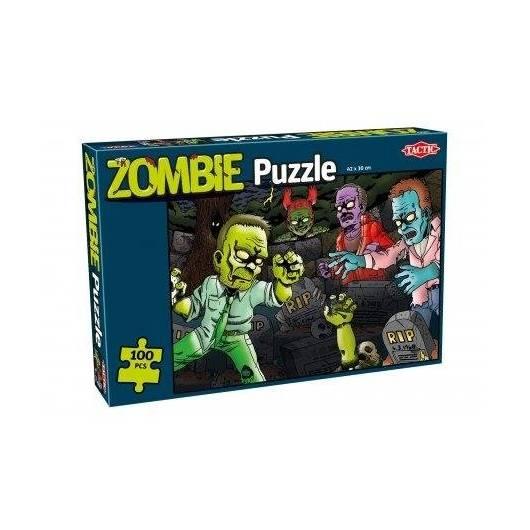 Zombie Puzzle 100 elementów
