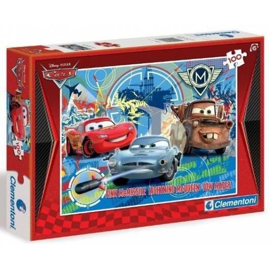 Puzzle 100 Auta 2