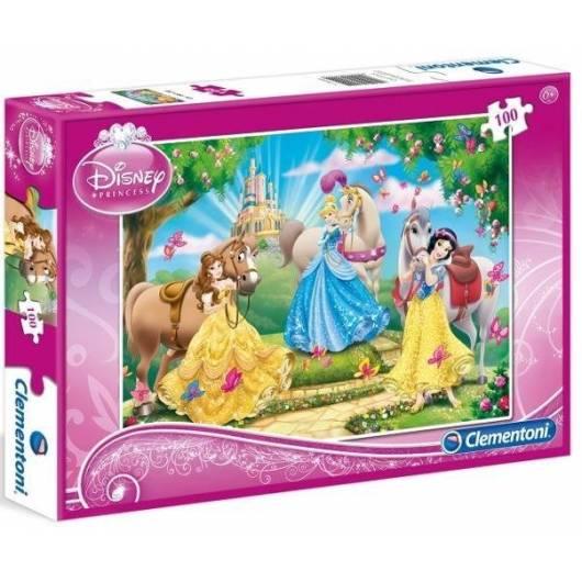 Puzzle 100 Księżniczki