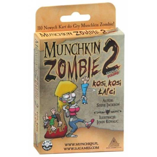Munchkin Zombie 2