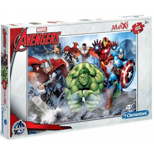 Puzzle 100 Maxi Avengers