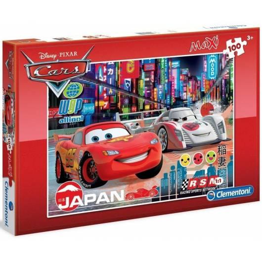 Puzzle 100 Maxi Auta