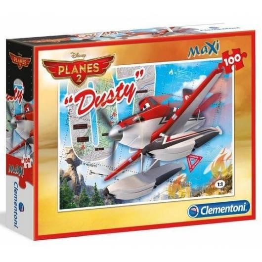 Puzzle 100 Maxi Samoloty