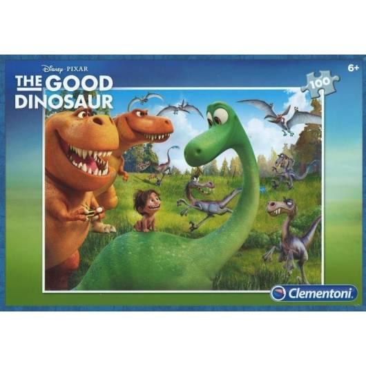 Puzzle 100 Dobry Dinozaur