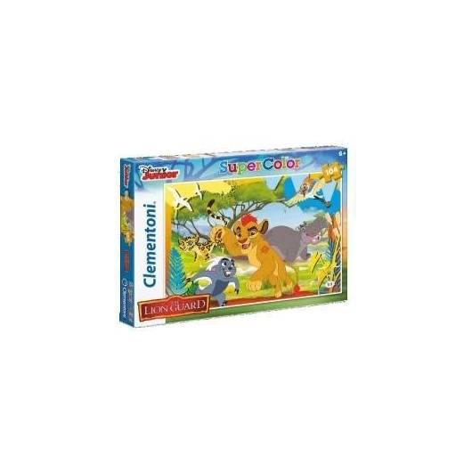 Puzzle 100 Król Lew - Lwia Straż
