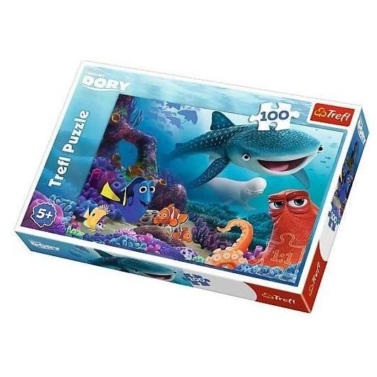 Puzzle 100 Podwodna przygoda TREFL