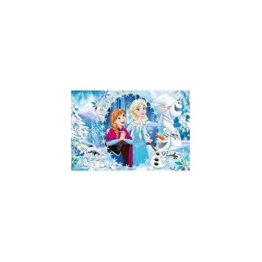 Puzzle 100 Maxi Frozen