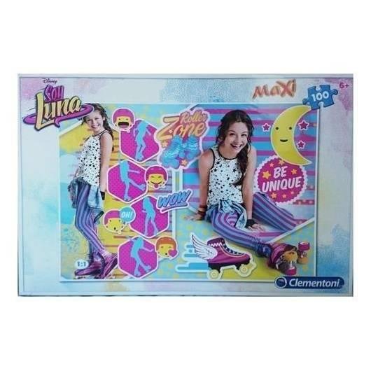 Puzzle 100 el. Maxi Soy Luna