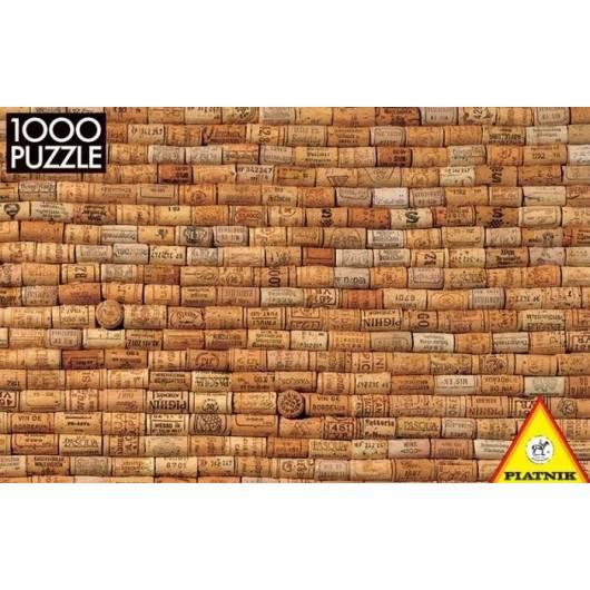 Puzzle 1000 - Korki PIATNIK