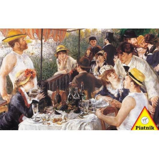 Puzzle 1000 - Renoir. Śniadanie Wioślarzy PIATNIK