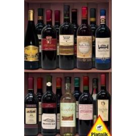 Puzzle 1000 - Wino PIATNIK