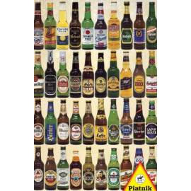Puzzle 1000 - Piwa Świata PIATNIK