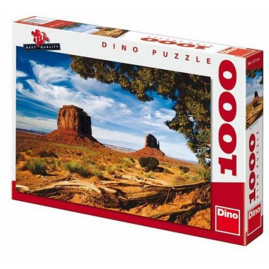 Puzzle 1000 Colorado DINO