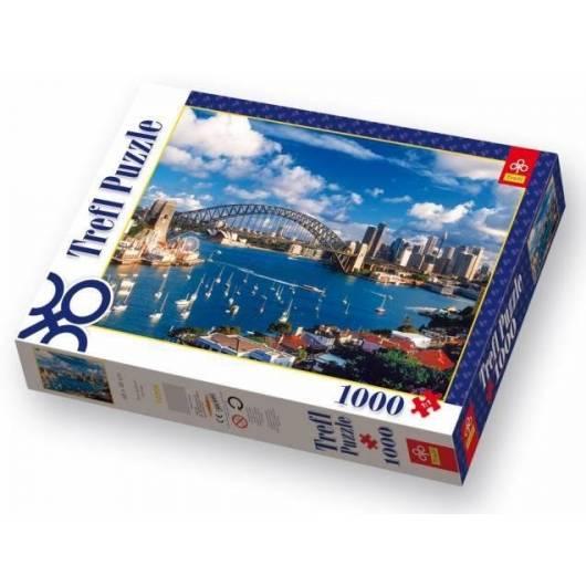 Puzzle 1000 Port Jackson, Sydney TREFL
