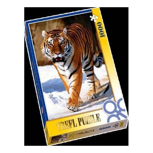 Puzzle 1000 Tygrys syberyjski TREFL