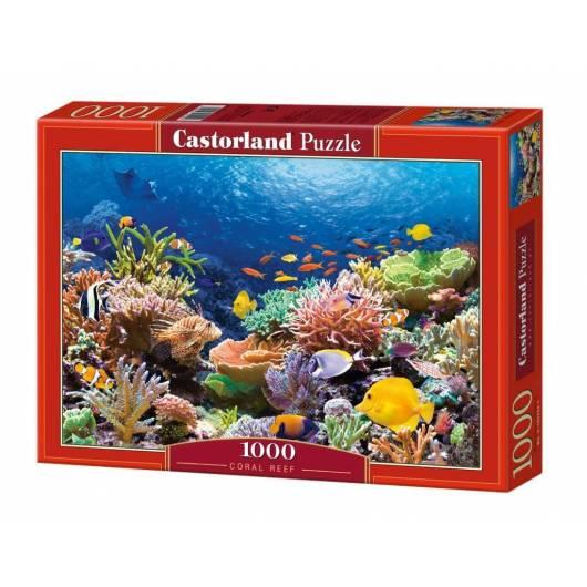 Puzzle 1000 Rafa koralowa CASTOR