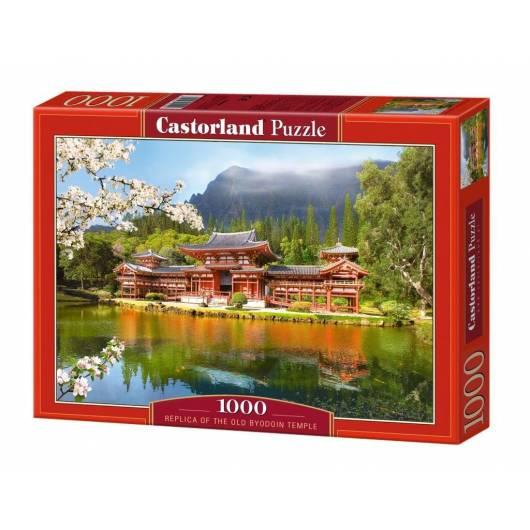 Puzzle 1000 Świątynia w Japonii CASTOR