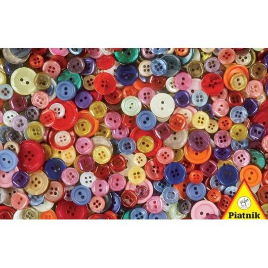 Puzzle 1000 - Guziki PIATNIK