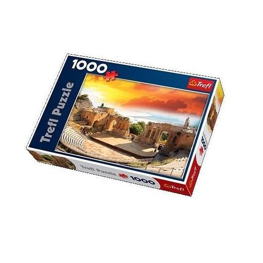 Puzzle 1000 Sycylia - Włochy TREFL