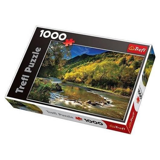 Puzzle 1000 Arrow River, Nowa Zelandia TREFL