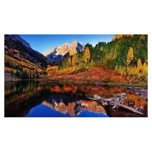 Puzzle 1000 Jezioro Maroon Aspen TREFL