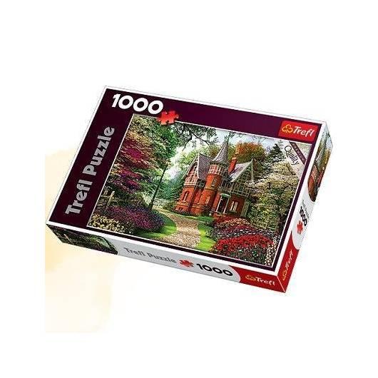 Puzzle 1000 Wiktoriański dom TREFL