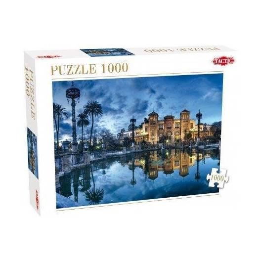 Puzzle 1000 Mudejar Pavilon