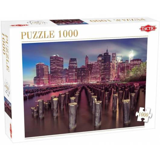 Puzzle 1000 Wieżowce w New York