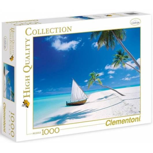 Puzzle 1000 HQ Malediwy