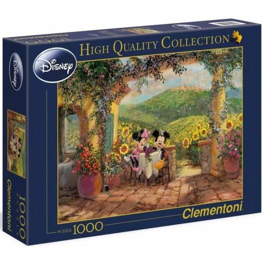 Puzzle 1000 HQ Minnie i Mickey Disney Art.