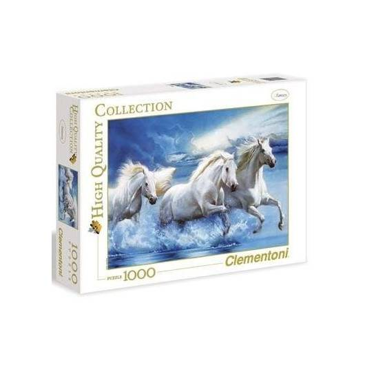 Puzzle 1000 HQ Majestatyczne konie