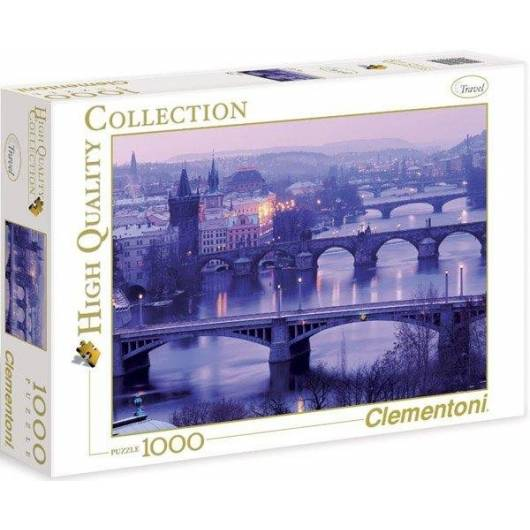 Puzzle 1000 HQ Prague