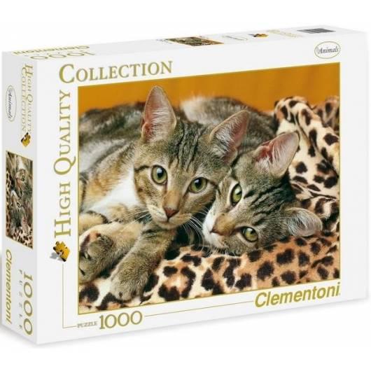 Puzzle 1000 HQ Cats