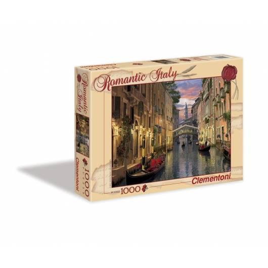 Puzzle 1000 Romantic Venezia