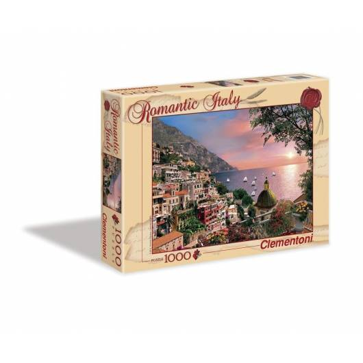 Puzzle 1000 Romantic Positano