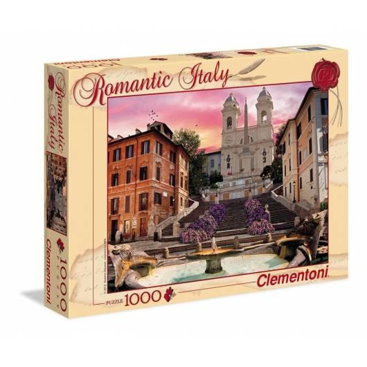Puzzle 1000 Romantic Roma