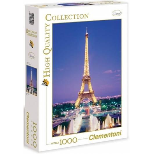 Puzzle 1000 HQ Paris